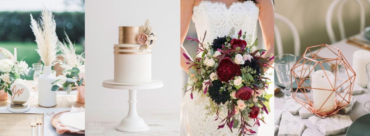 7 esküvői trend & stílus, ami mellett nem mehetünk el becsukott szemmel