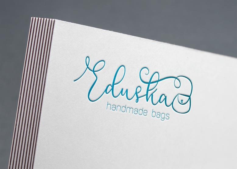 Eduska handmade bags - logó