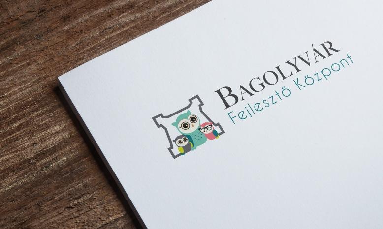 Bagolyvár logó